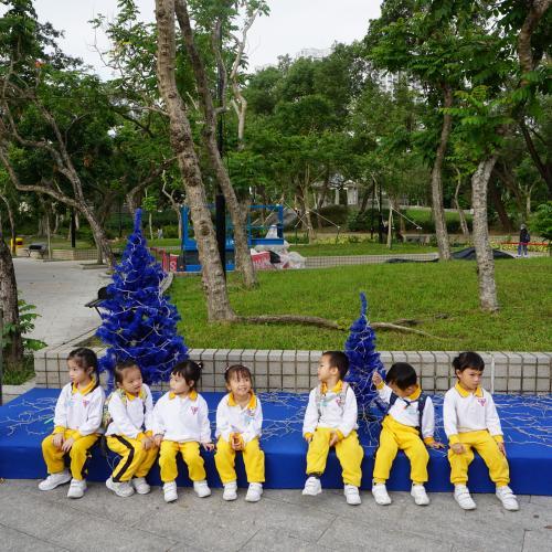 幼兒班親子公園遊2